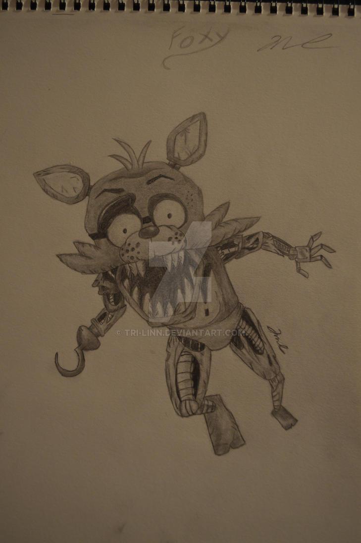 Foxy! by looloolemon