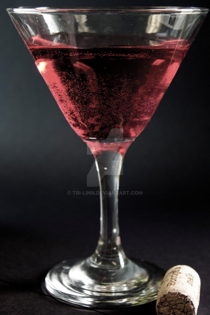 Martini by looloolemon