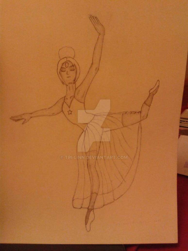 The Dance of Swords (Pearl WIP) by looloolemon
