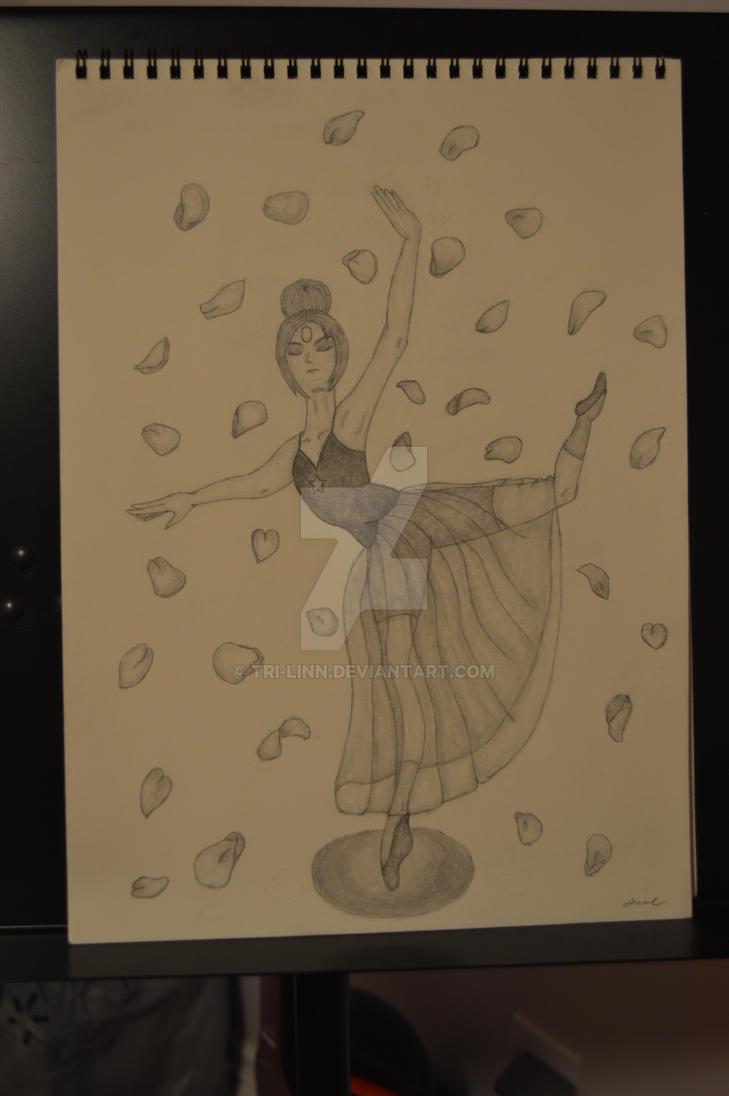 The Dance of Swords (Pearl) by looloolemon