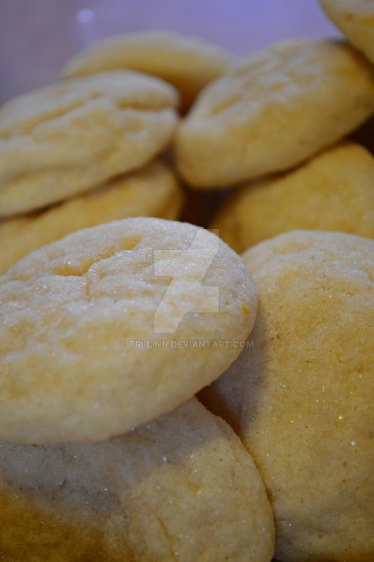 Princess Cookies by looloolemon