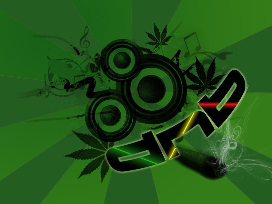 cannabis wallpaper. DnB Cannabis Wallpaper by