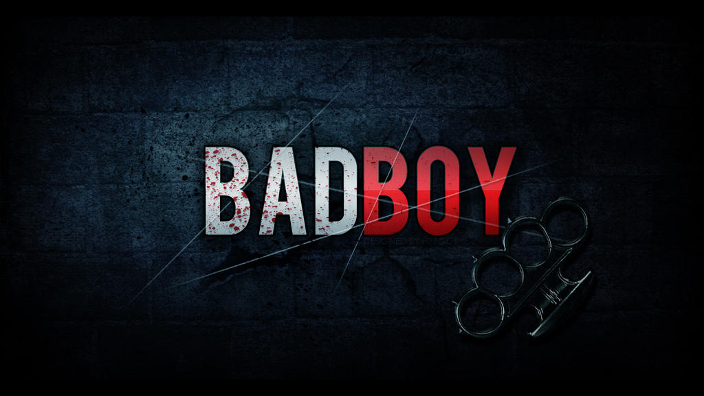 BadBoy wallpaper by h3rgot on DeviantArt