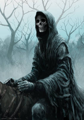 Rider of Death