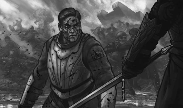 The Battle of Thon Grulk