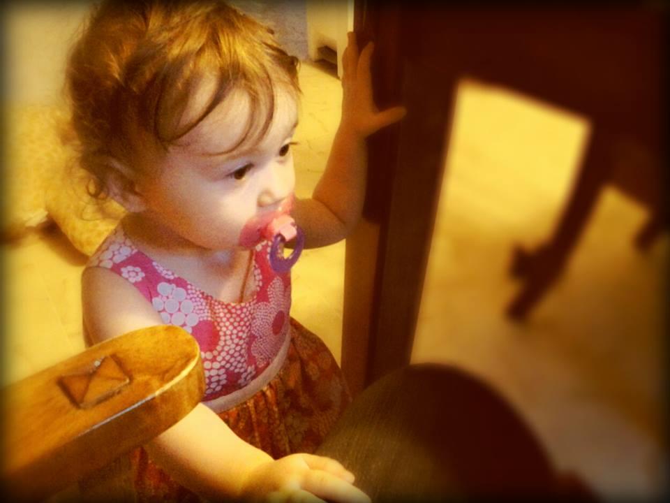Jillianne - 16 months old by silentreaper666