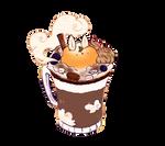 [C] Enjoy your hot chocolate, Neji1317.