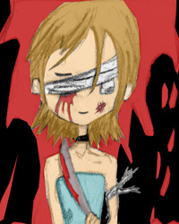 Bloody Girl by Duetter