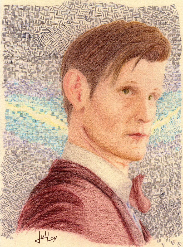 Matt Smith - The Doctor by JulLoy