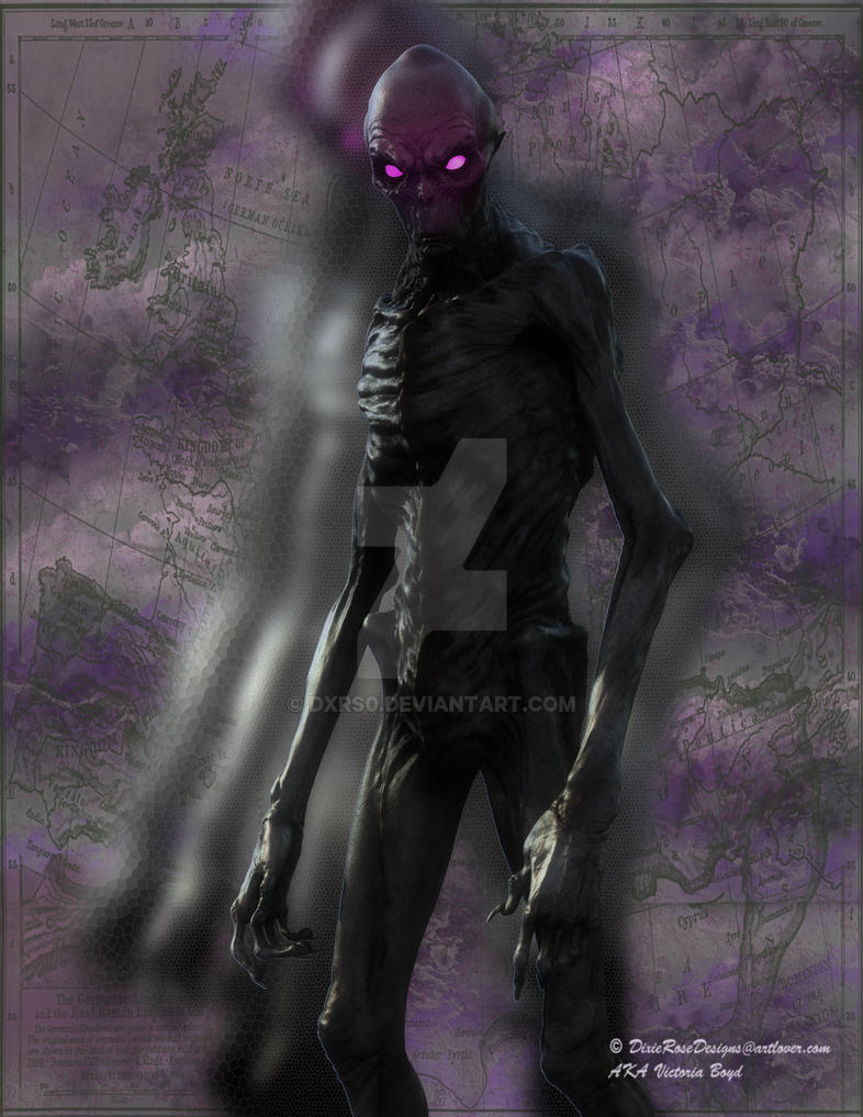 Dark Man by dxrs0