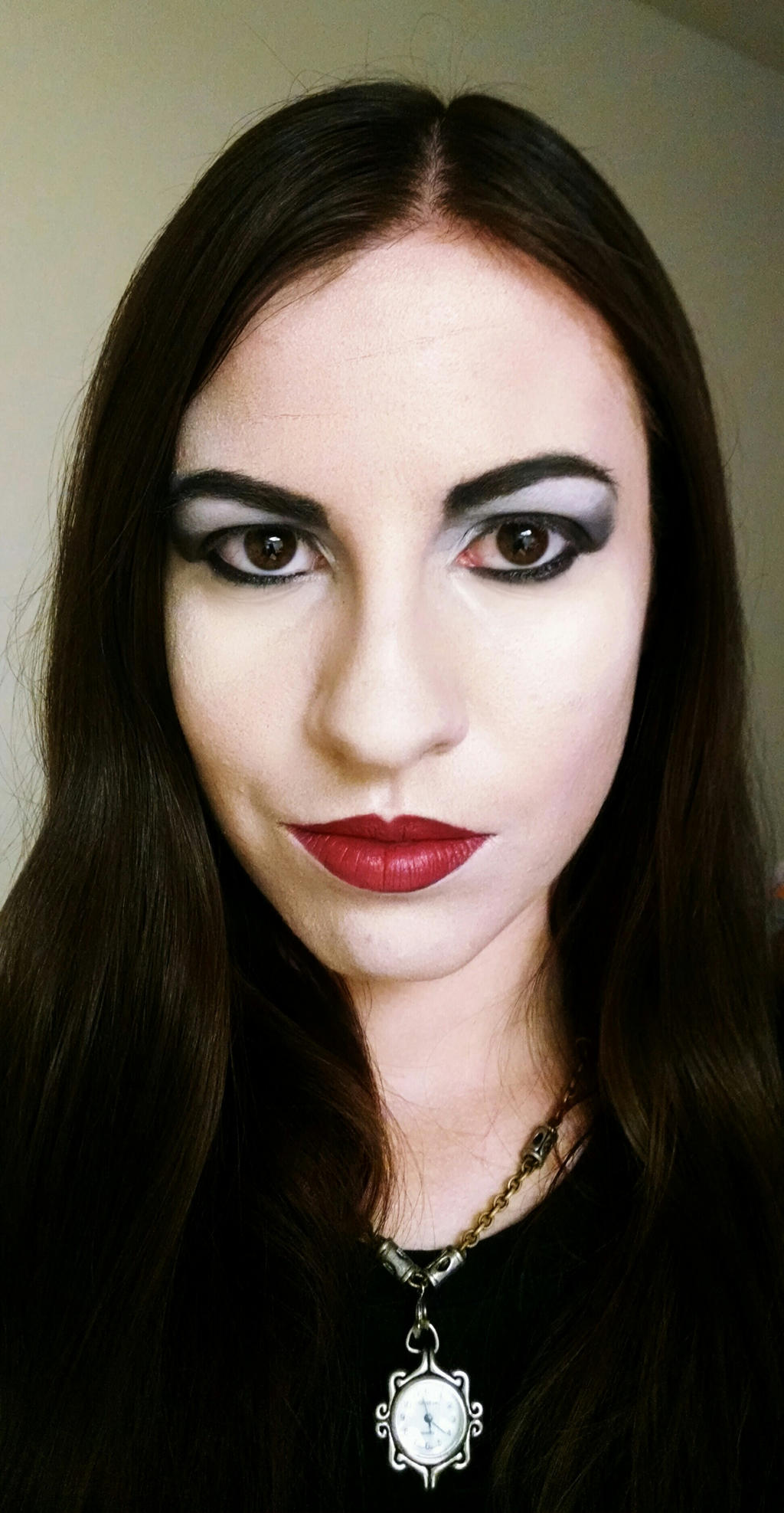 Morticia Addams Makeup Mugeek Vidalondon
