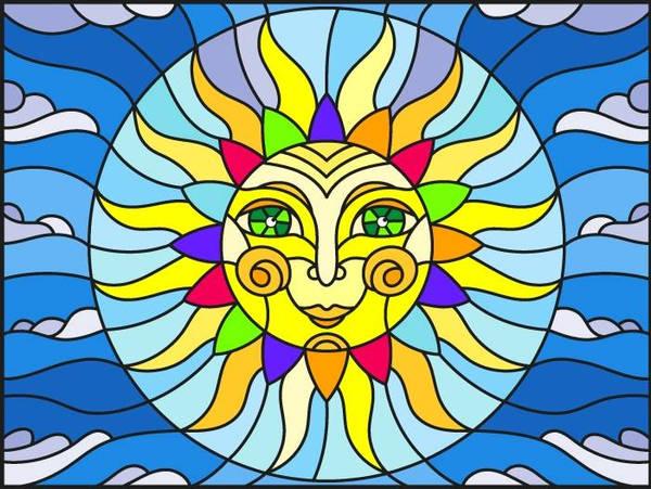 sun by foxylady6