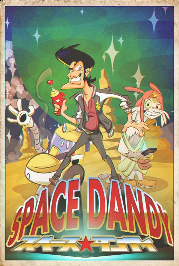 Space Dandy by Zombieapple224