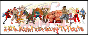 Ultimate Street Fighter Colab!!!!!!!!!!! by JoshawaFrost