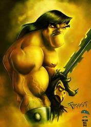Conan!!! by JoshawaFrost