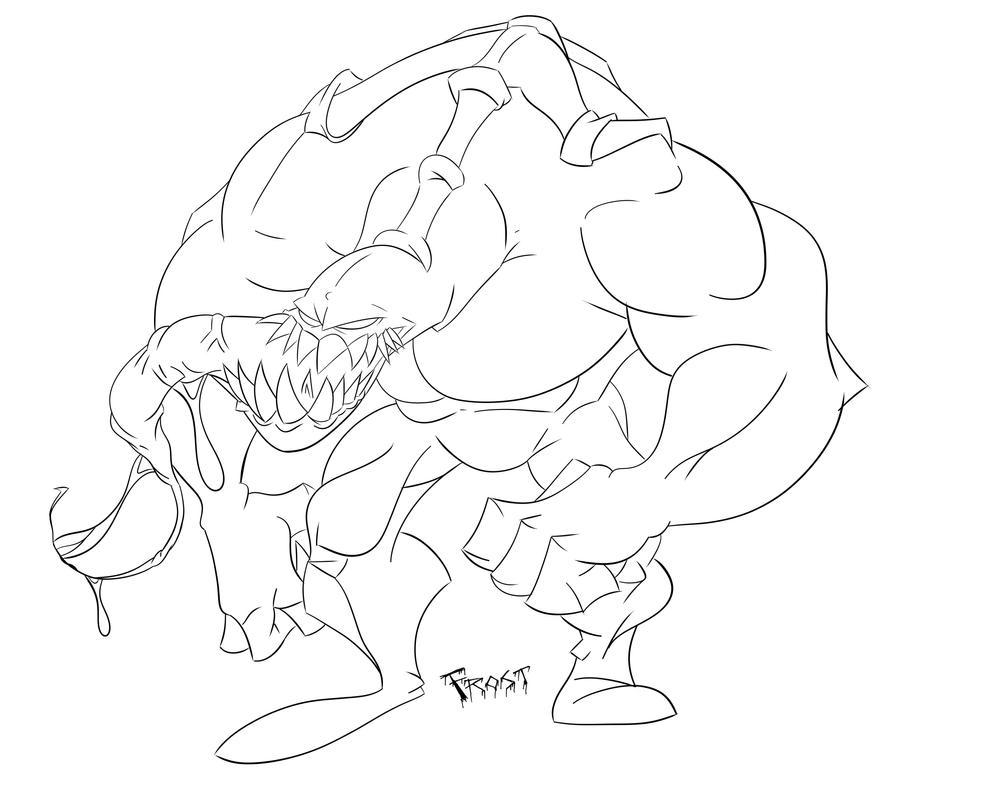 Venom by JoshawaFrost
