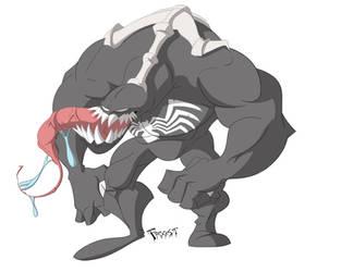 Venom! by JoshawaFrost