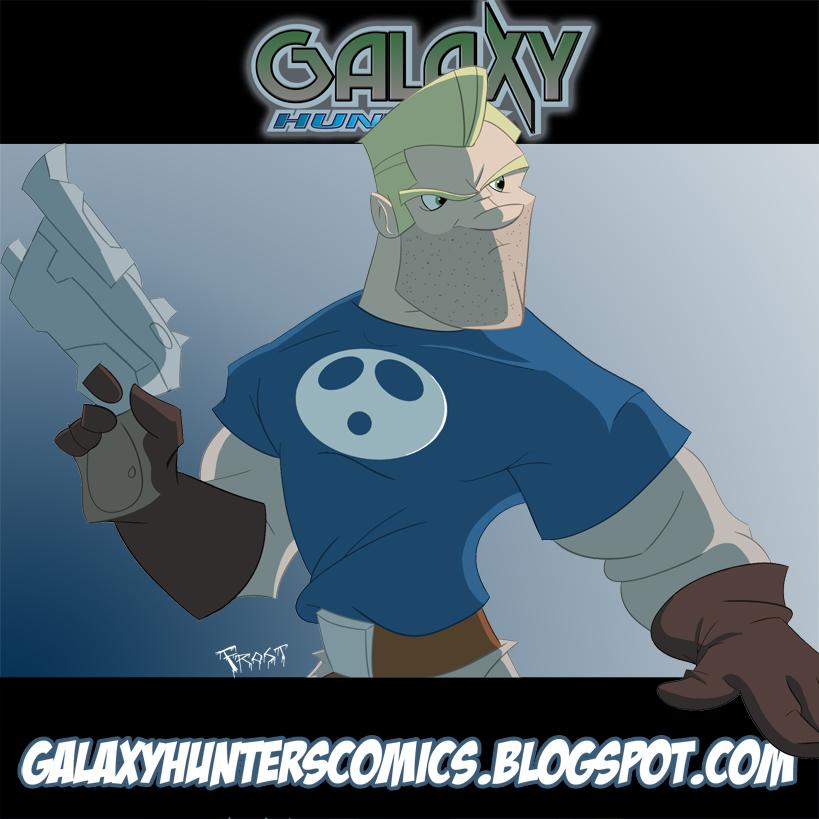 Galaxy Hunters blog LAUNCH!!!!!! by JoshawaFrost