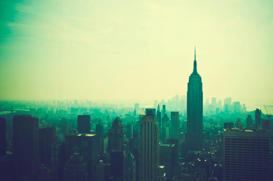 Empire State by Vinyl-Disco