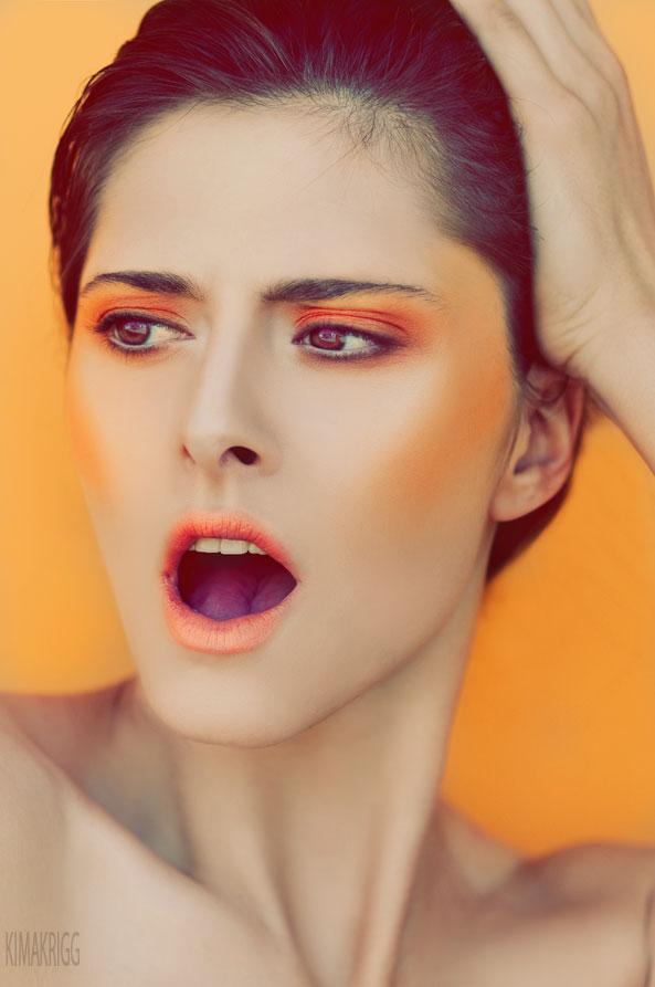 Orange by Vinyl-Disco