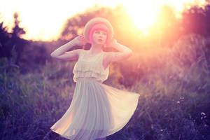 Sunsetting III by Vinyl-Disco
