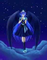 MLP: Moonlight Princess by Bloom2