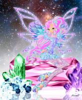 CG:Shine like a diamond by Bloom2