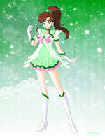 Celestial Sailor Jupiter by Bloom2