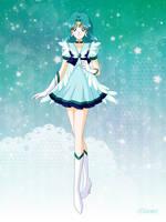 Celestial Sailor Neptune by Bloom2