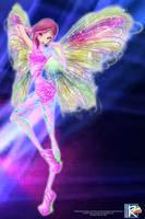 Tecna Glowix by Bloom2