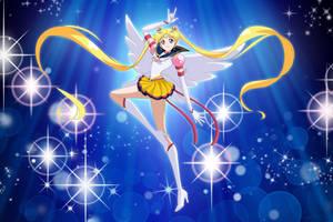 Eternal Sailor Moon by Bloom2