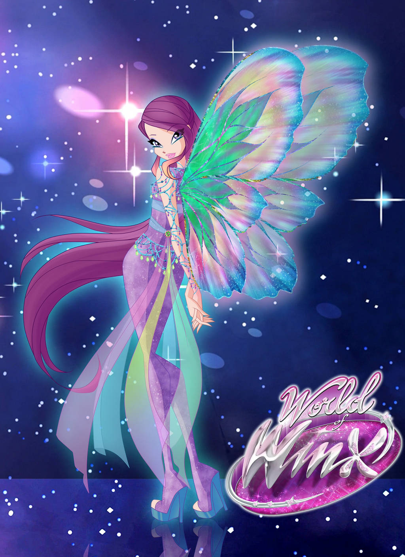 WoW: Roxy Dreamix by Bloom2