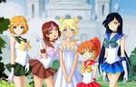 Princess and her Guardians