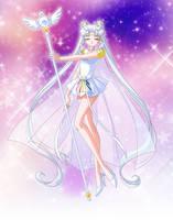 Sailor Cosmos by Bloom2
