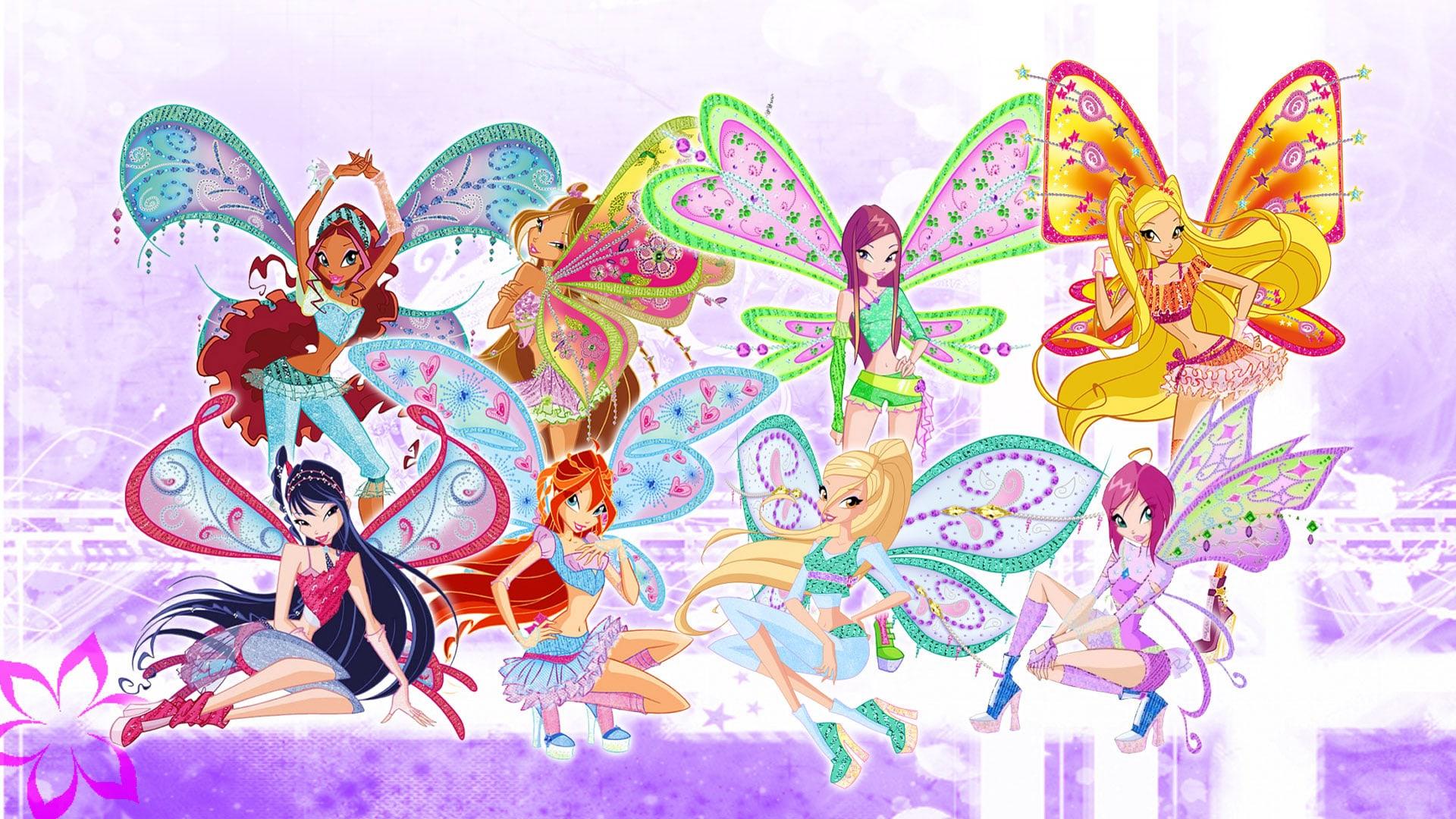 Winx Fanarts By Bloom2 On DeviantArt