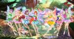 Winx Livix Fairies