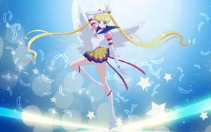 Eternal Sailor Moon Crystal by Bloom2