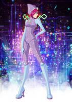 Tecna Charmix fairy by Bloom2