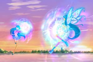 CE: Ashia vs Sailor Aquaria