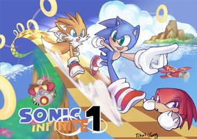 Sonic donjishi cover-1 by tikal