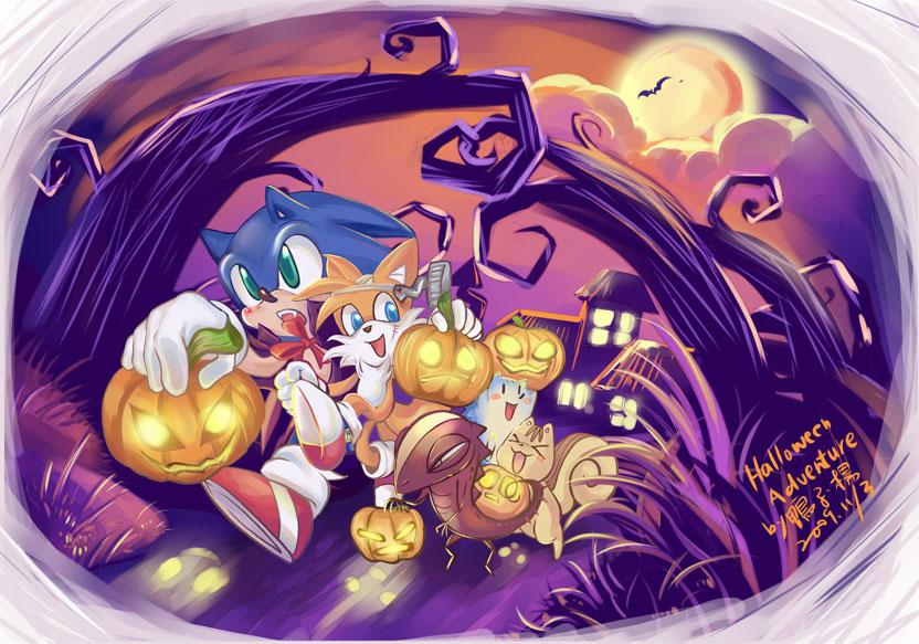 Halloween Adventure by tikal