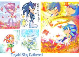 tegaki blog gathered drawings by tikal