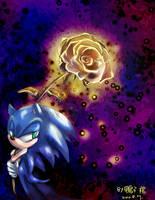golden rose by tikal