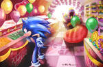 Picking gift for Tails