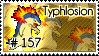 Typhlosion by GhettoSketchah