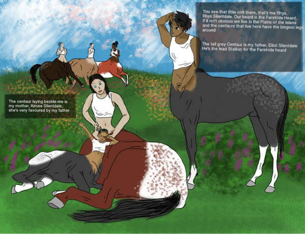 Roundabout Centaurs Panel 2 by bluejay47 on DeviantArt