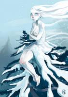 Winter spirit by kappou-caroline