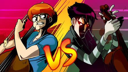 Remi vs Adrien by kappou-caroline