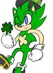 Irish The Hedgehog