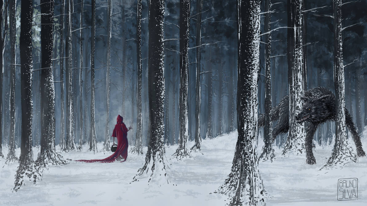 Fables - Red Riding Hood by itemb